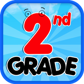 Kids Learning Second Grade icon