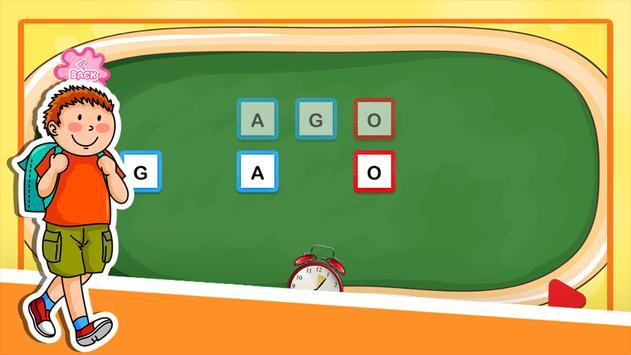 Kids Learning Second Grade apk screenshot