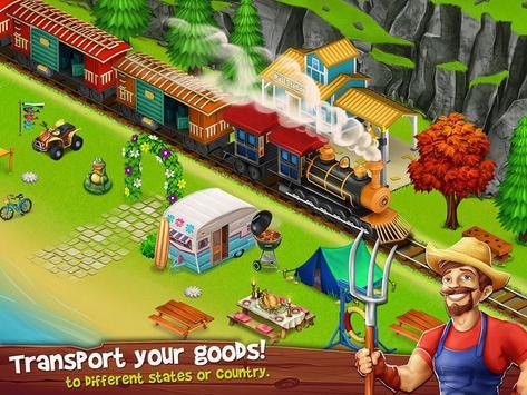 Harvest Country Side Village Farm screenshot 13