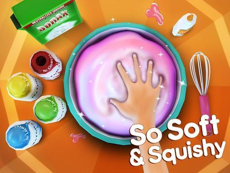 How to make a Squishy Slime & Play Maker Game screenshot 6