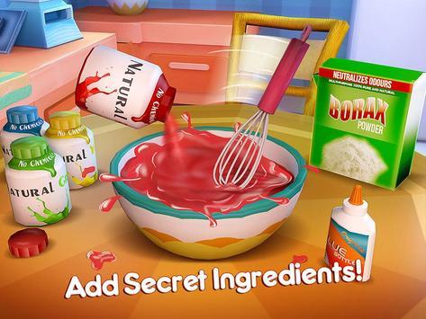 How to make a Squishy Slime & Play Maker Game screenshot 8