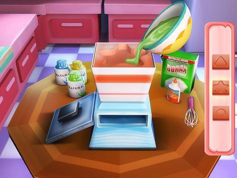 How to make a Squishy Slime & Play Maker Game screenshot 9