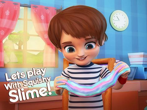 How to make a Squishy Slime & Play Maker Game screenshot 11
