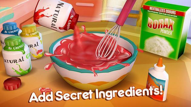 How to make a Squishy Slime & Play Maker Game screenshot 1