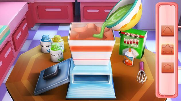 How to make a Squishy Slime & Play Maker Game screenshot 2