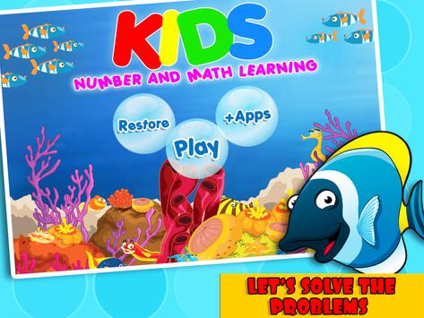 Kids Number and Math Learning screenshot 10