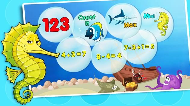 Kids Number and Math Learning screenshot 1