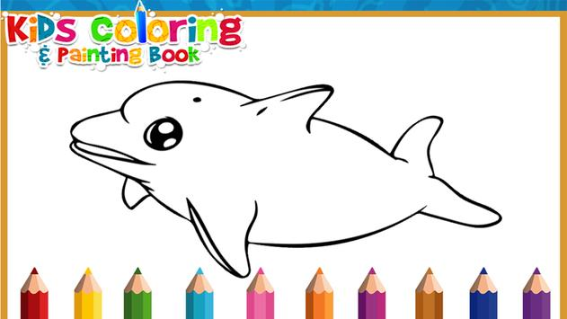 Kids Coloring & Painting Book screenshot 3
