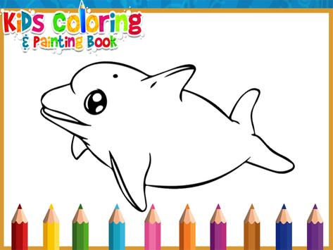 Kids Coloring & Painting Book screenshot 8