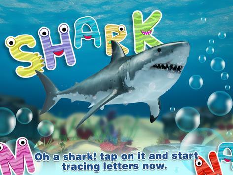 Alphabet in Sea World for Kids screenshot 18