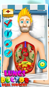 Lungs Doctor screenshot 5