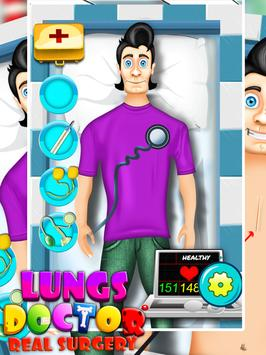 Lungs Doctor screenshot 8
