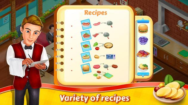 Restaurant Cooking Management apk screenshot