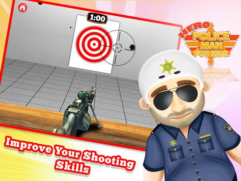 Hero Policeman for kids apk screenshot