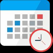 Workshift scheduler icon