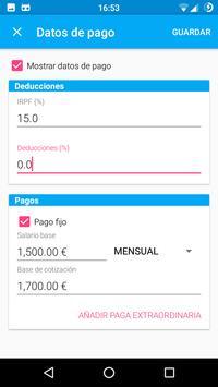 Workshift scheduler screenshot 6