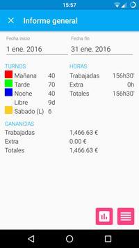 Workshift scheduler screenshot 11