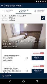 CENTROMAR HOTEL screenshot 1