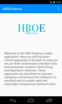 HBOEvidence poster