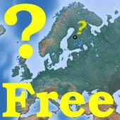 Geo I Know - Europe Free icon