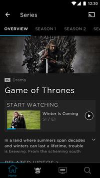 HBO apk screenshot