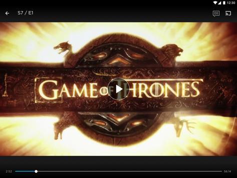 HBO apk screenshot