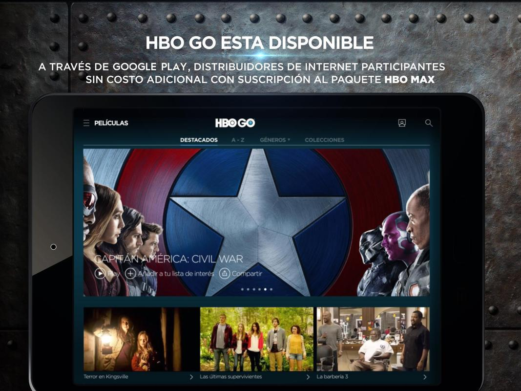 how to download hbo go on wii