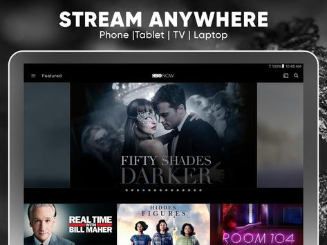 HBO NOW: Stream TV & Movies apk 截圖