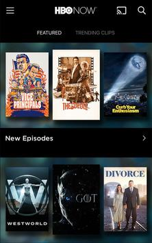 HBO NOW: Stream TV & Movies apk スクリーンショット