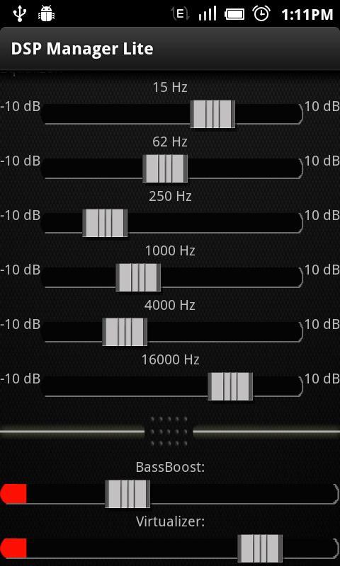 DSP Manager & Equalizer Free for Android - APK Download
