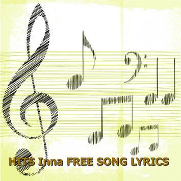 HITS Inna FREE SONG LYRICS poster