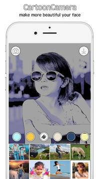 Cartoon Camera - Cartoon effects for Photo Gallery apk screenshot