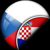 Czech-Croatian Translator icon