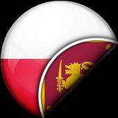 Polish-Sinhala Translator icon
