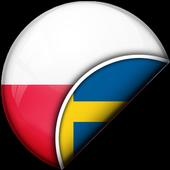 Polish-Swedish Translator icon