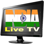 Live TV India Channels & Movie icon