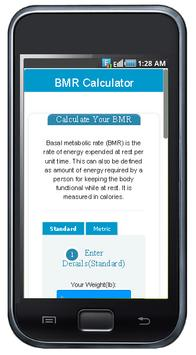 Health Calculator apk screenshot