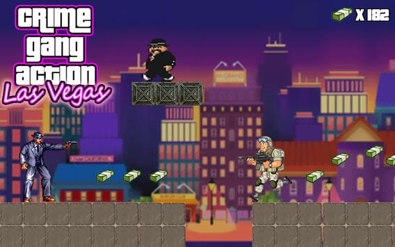 Vegas Crime - Gang Action screenshot 5