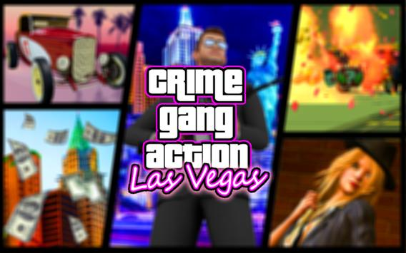 Vegas Crime - Gang Action poster