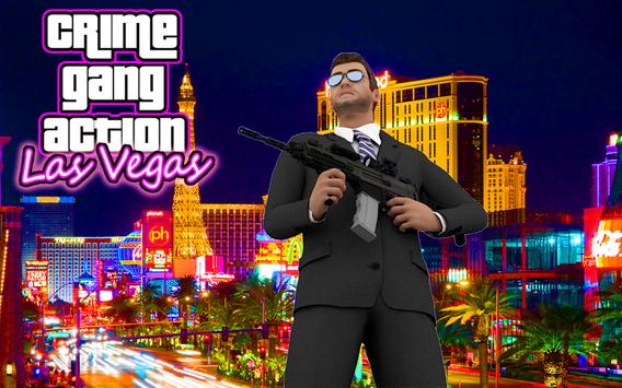 Vegas Crime - Gang Action screenshot 1