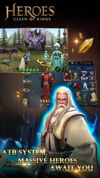 Heroes War: Summoners & Monsters & Gods poster