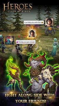 Heroes War: Summoners & Monsters & Gods screenshot 13