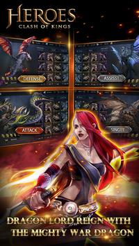Heroes War: Summoners & Monsters & Gods screenshot 2