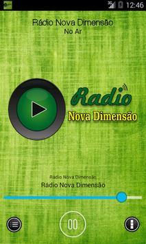 Rádio Nova Dimensão poster