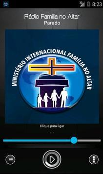 Rádio Familia no Altar apk screenshot
