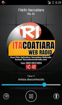 Rádio Itacoatiara apk screenshot