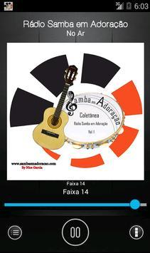 Rádio Samba em Adoração screenshot 1