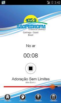 Rádio São Pedro Fm poster