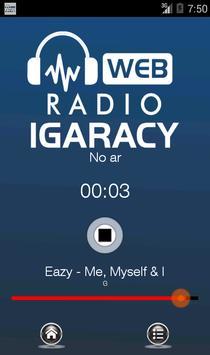 Webradio Igaracy apk screenshot