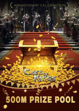 Clash of Kings – Wonder Falls apk تصوير الشاشة